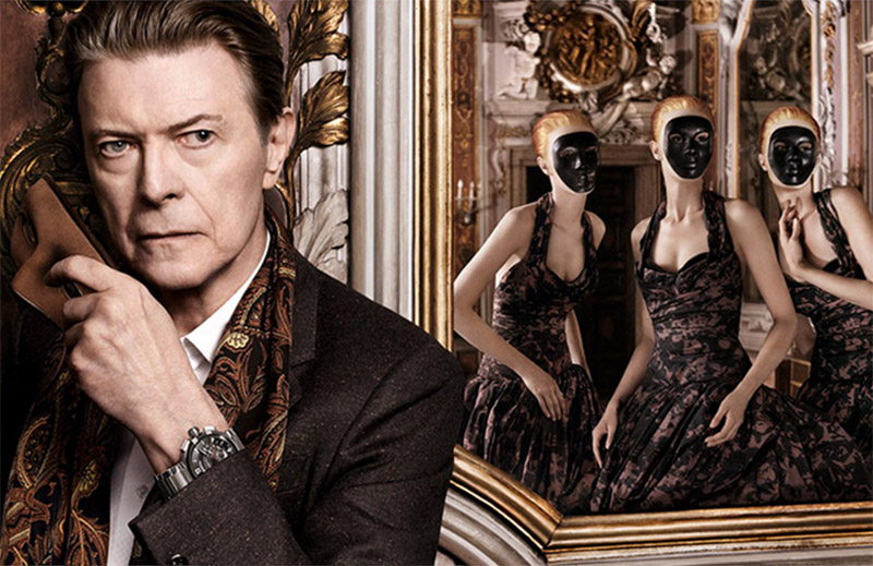 Louis Vuitton Ad Campaign Starring David Bowie