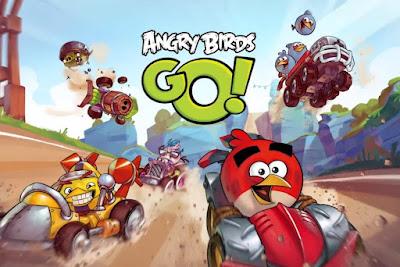 Angry Birds Go! Mod Apk v2.6.3 Mod Money Terbaru
