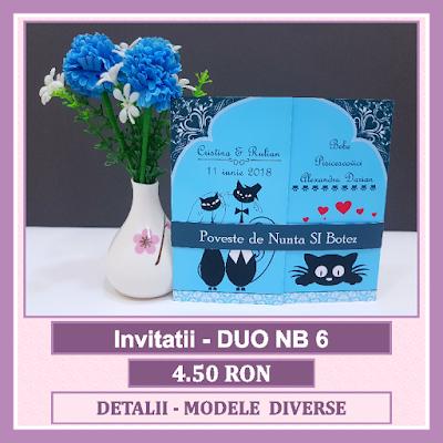 http://www.bebestudio11.com/2018/04/invitatii-nunta-si-botez-duo-nb-6.html