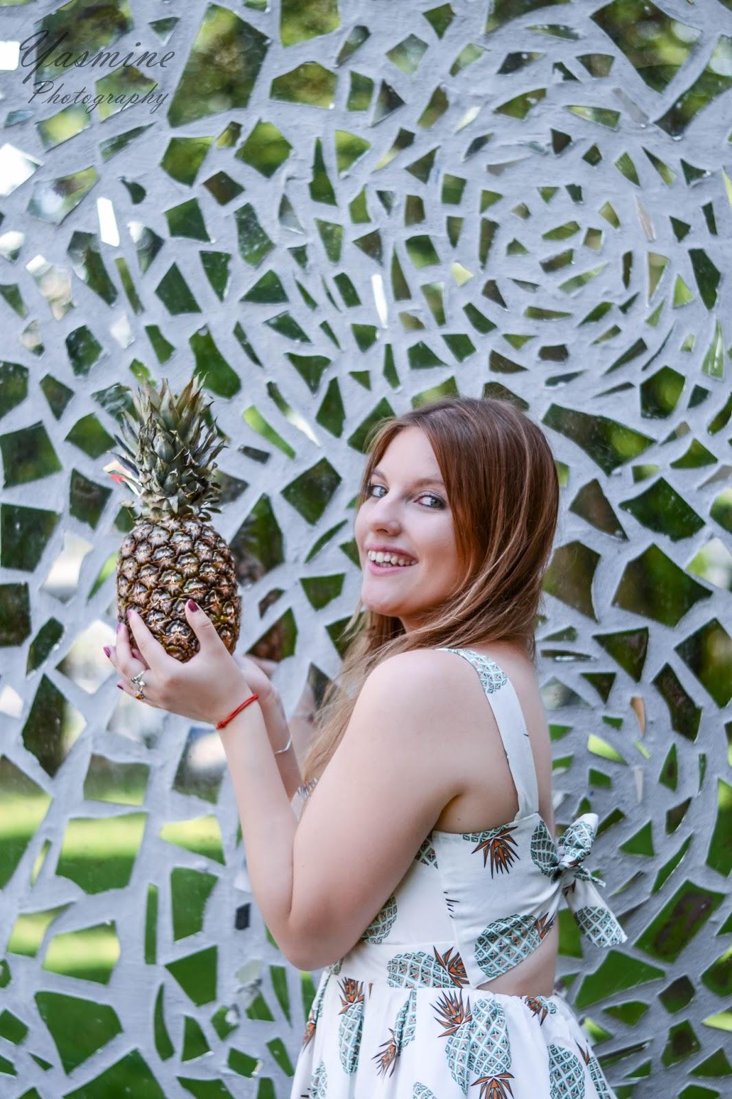 czy warto kupowac na stronach chińskich sklepów zaful sammydress dresslink sukienka w ananasy chińskie sklepy internetowe jakość pineapple dress fashion style melodylaniella yasmine photography s