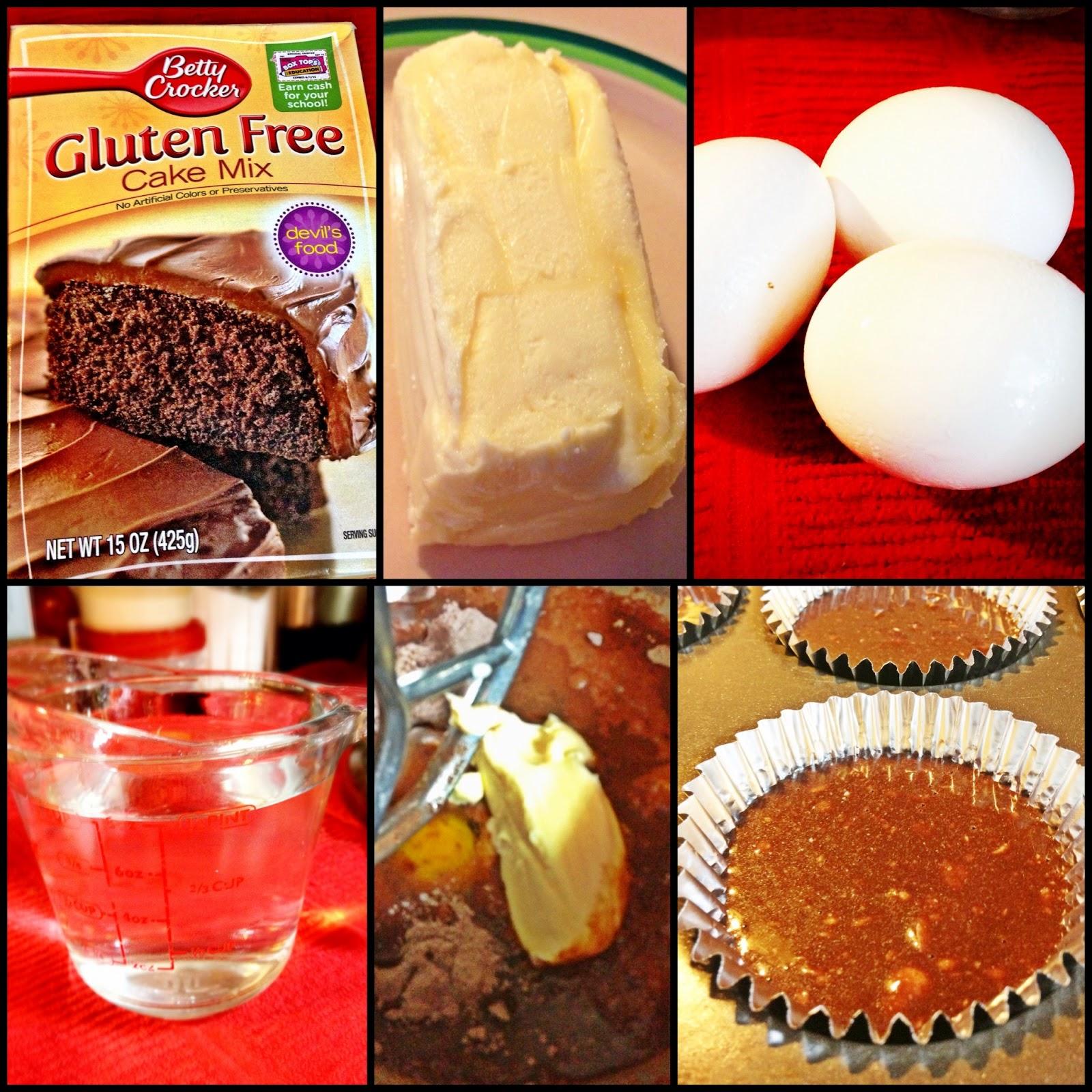 .: Betty Crocker Gluten Free Cake Mix - Devils Food