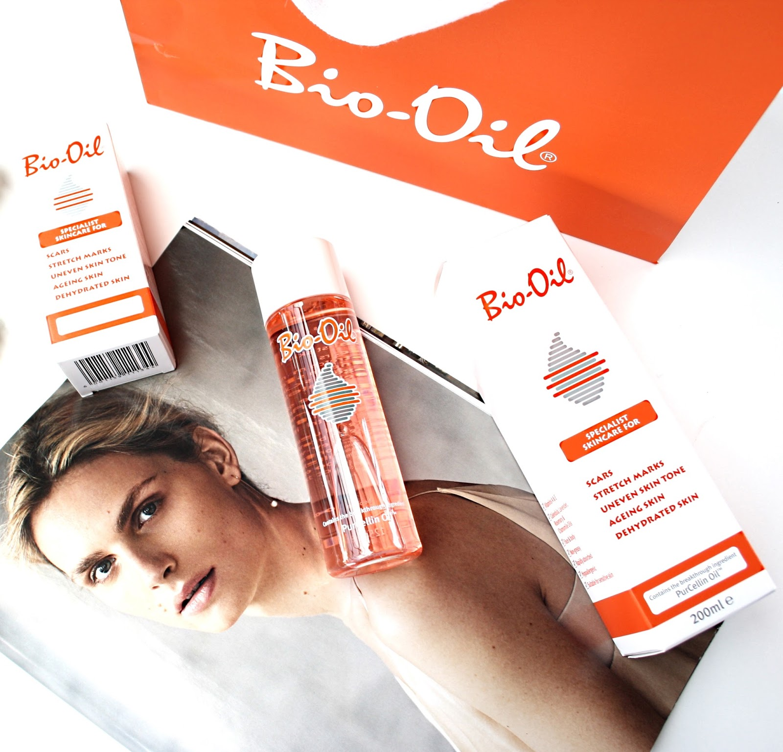Review for face bio oil 3 Women