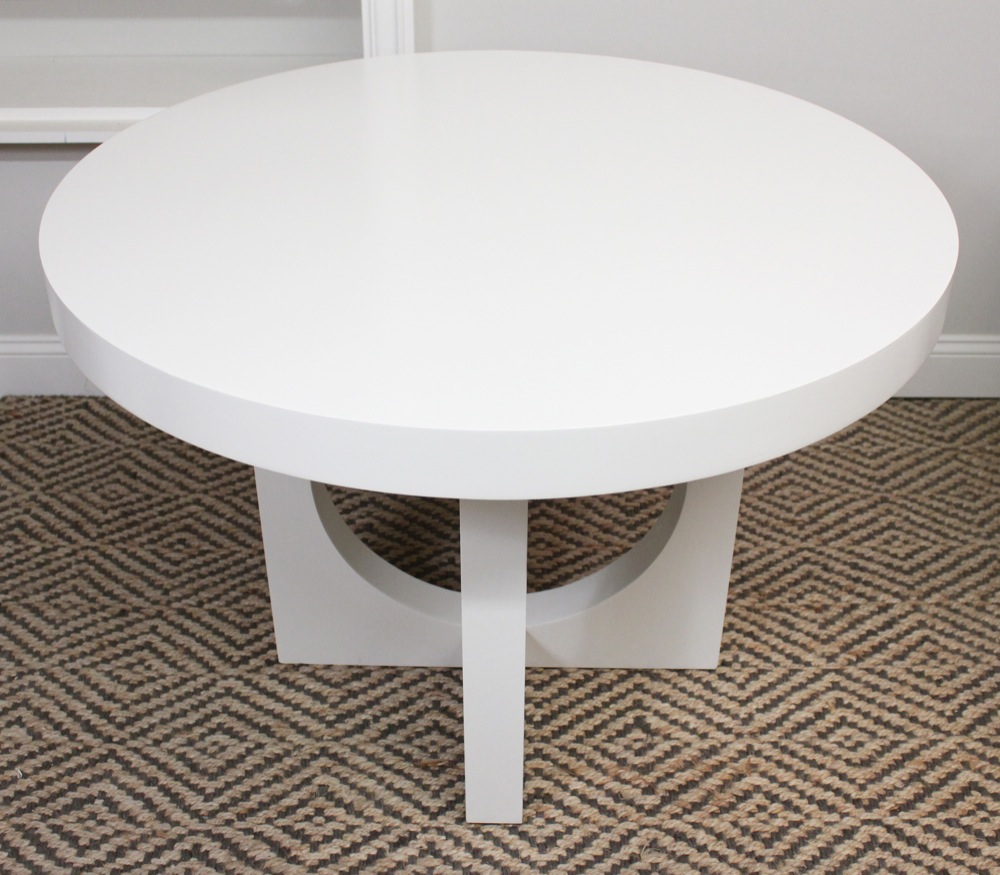 Blue Lamb Furnishings 42 Round West Elm Dining Table Sold