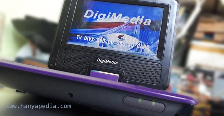 Memperbaiki Charger DVD Portable (GMC) Yang Tidak Mau Mengisi Daya