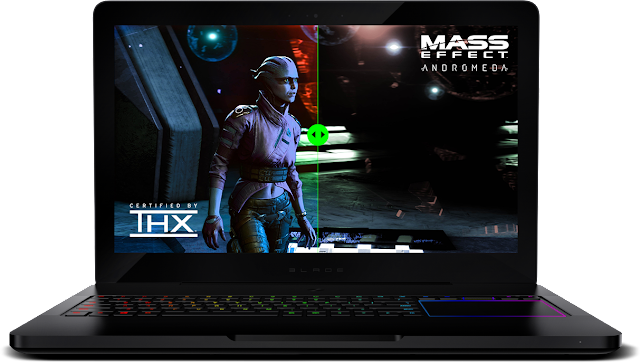 Razer Blade Pro is a monster with Kaby Lake processor and Nvidia GTX 1080, the first THX certified