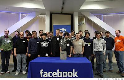 Kantor Pusat Facebook - Sekitar Dunia Unik