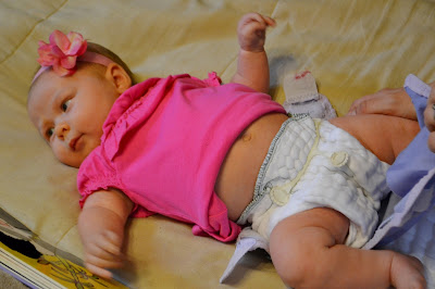 Ashley's Green Life: How to Go Green with Cloth Diapers