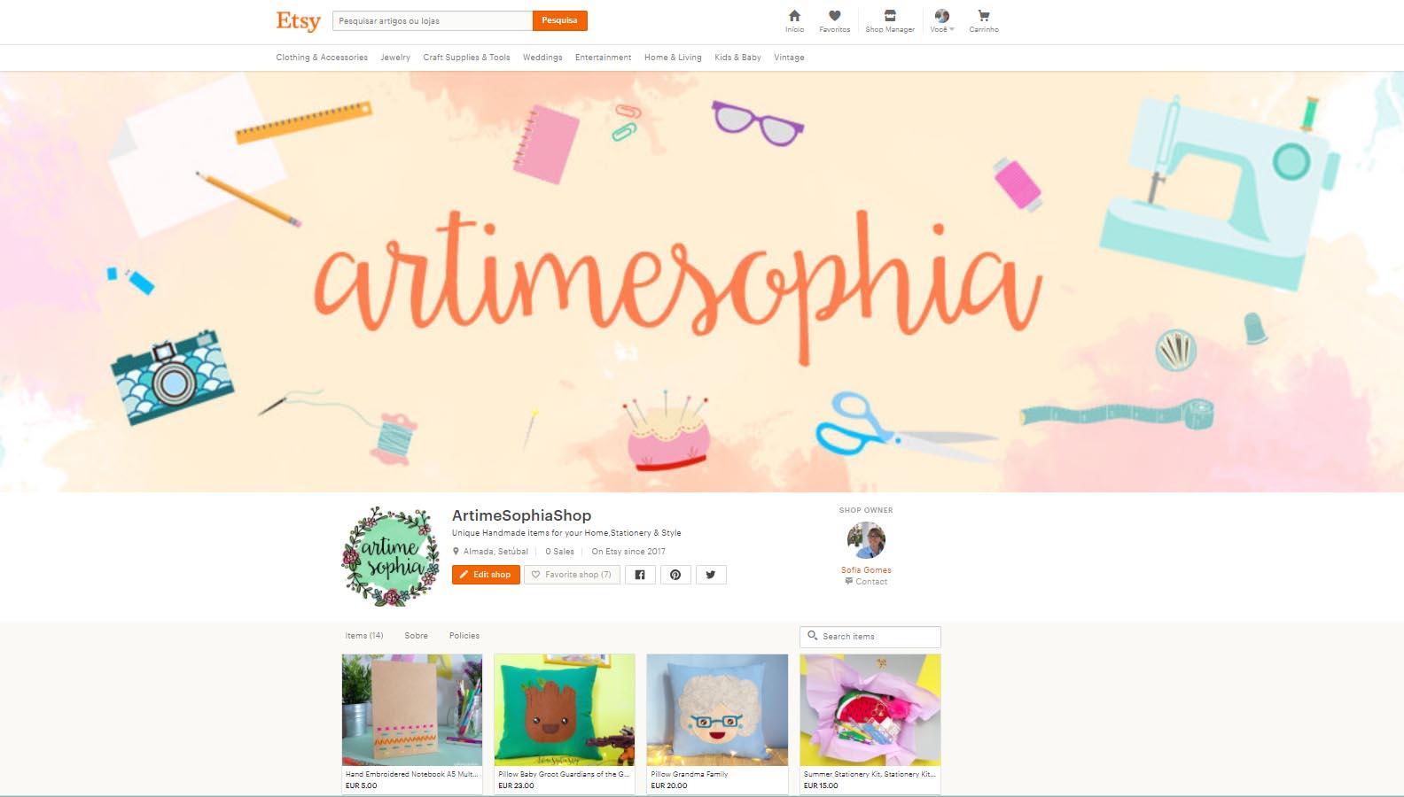 Visita a minha lojinha online!