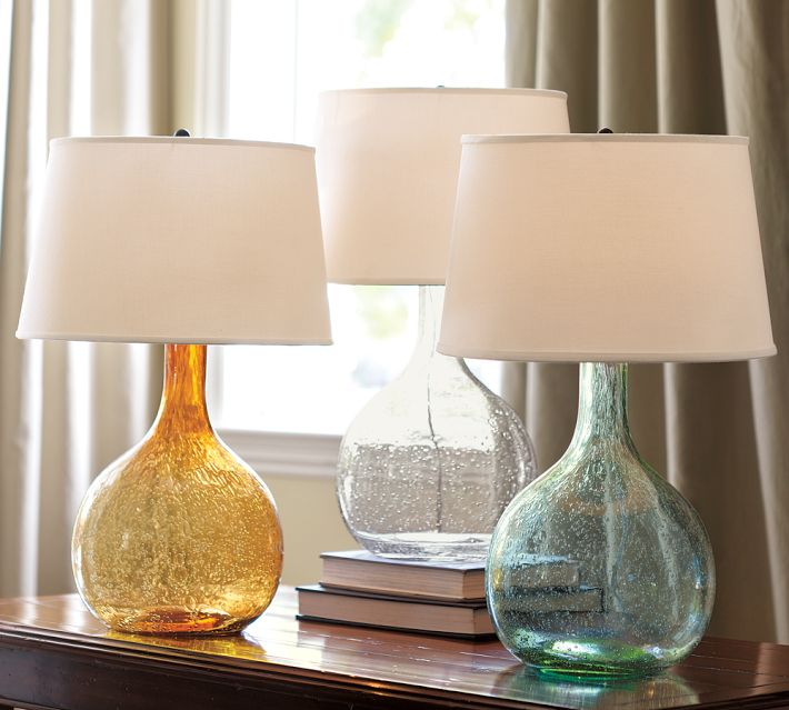 Light Lamps: The Blissful Bee: Pottery Barn Copycat