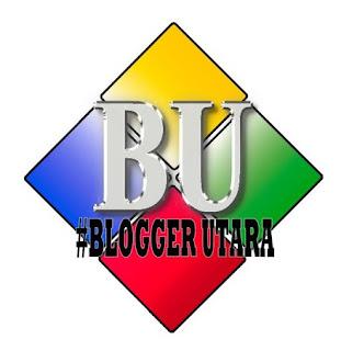 #bloggerutara,