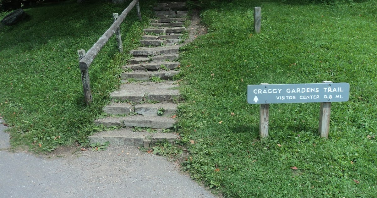 Mathprofhiker 39 S Hiking Blog Blue Ridge Parkway Craggy Gardens Trail Blog Hike 279