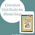 Literature Unit Study for Mouse Soup by Arnold Lobel