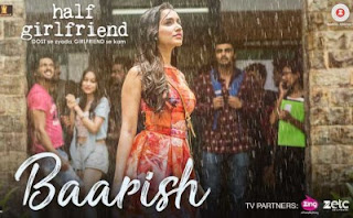 Half Girlfriend Baarish Song Full Download Ash King