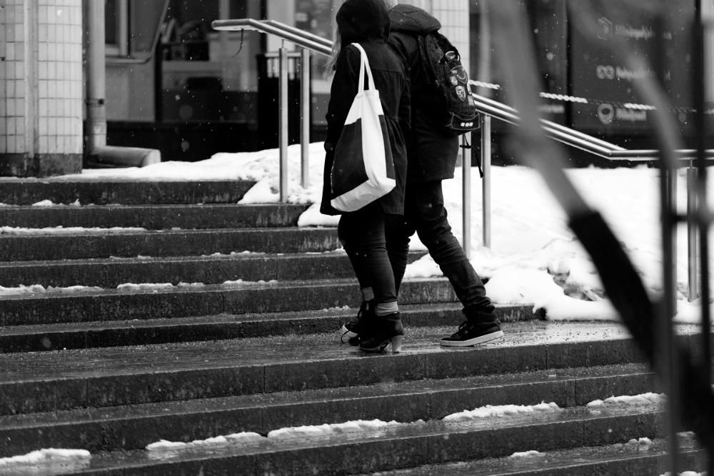 Espoo, valokuvaus, valokuvaaminen, Visualaddict, talvi, elämä, streetphotography