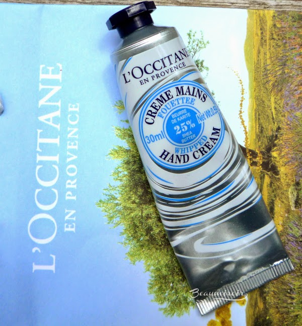 L'Occitane Shea Butter Whipped Hand Cream Provence