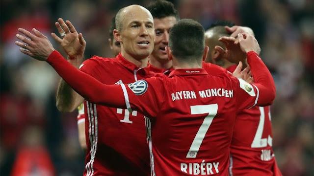 Um Bayern que vem crescendo