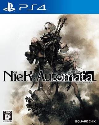 NieR Automata menduduki peringkat 1