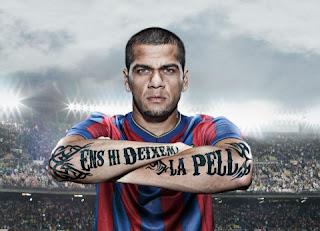 "Dani Alves Sevilla ""Best Player"" | Manchester United ..."