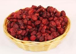Arandano rojo deshidratado
