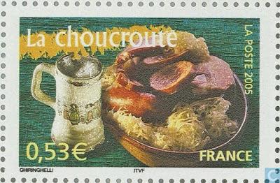 Frankrijk, zuurkool