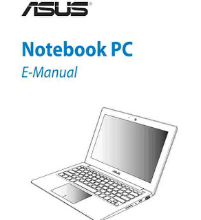 ASUS VivoBook S200E Manual