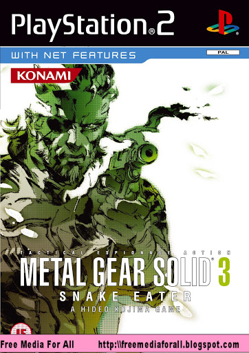 Metal Gear Solid 3 PS2 Free Download ~ FREE MEDIA FOR ALL