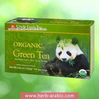 شاي اخضر صيني