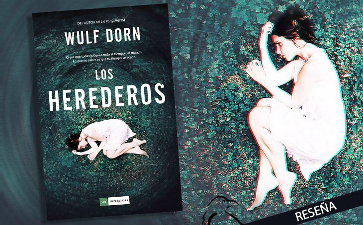 Reseña Los Herederos De Wulf Dorn El Cuervo De Alas Rotas