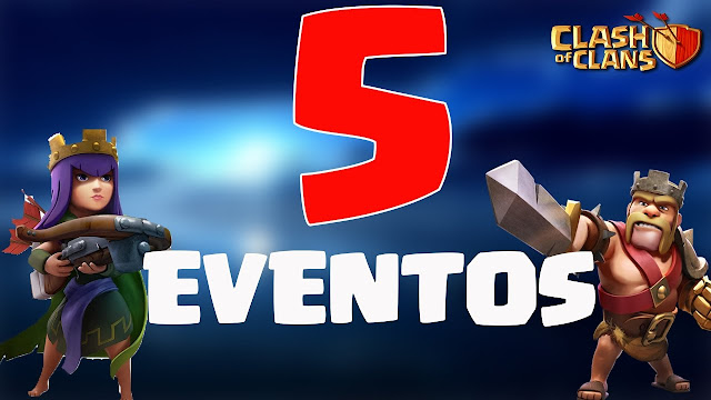 Eventos - Clash of Clans
