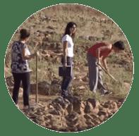 intervenciones arqueológicas en Tejada la Vieja
