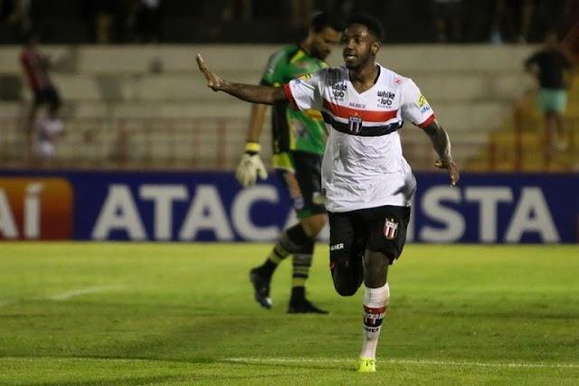 Com gol de estreante, Fogão vence a primeira no Paulistão