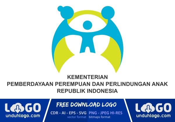 Logo Kementerian Pemberdayaan Perempuan & Perlindungan Anak