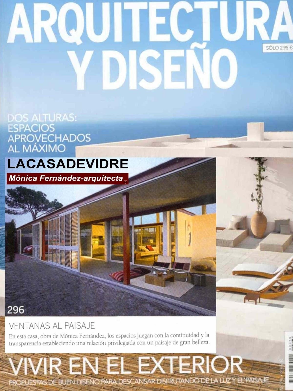 Arquitecto habitatgesautor for Revista habitat arquitectura diseno interiorismo