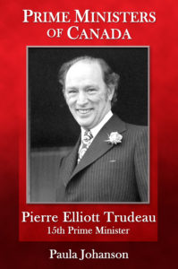 cover of Trudeau book