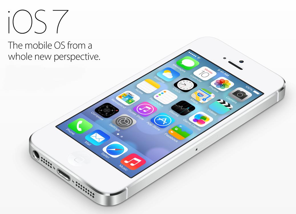 Thông tin Apple ngừng hỗ trợ iOS 7