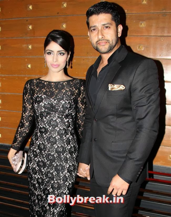 Aftab Shivdasani, Filmfare Awards 2014 Red carpet Images
