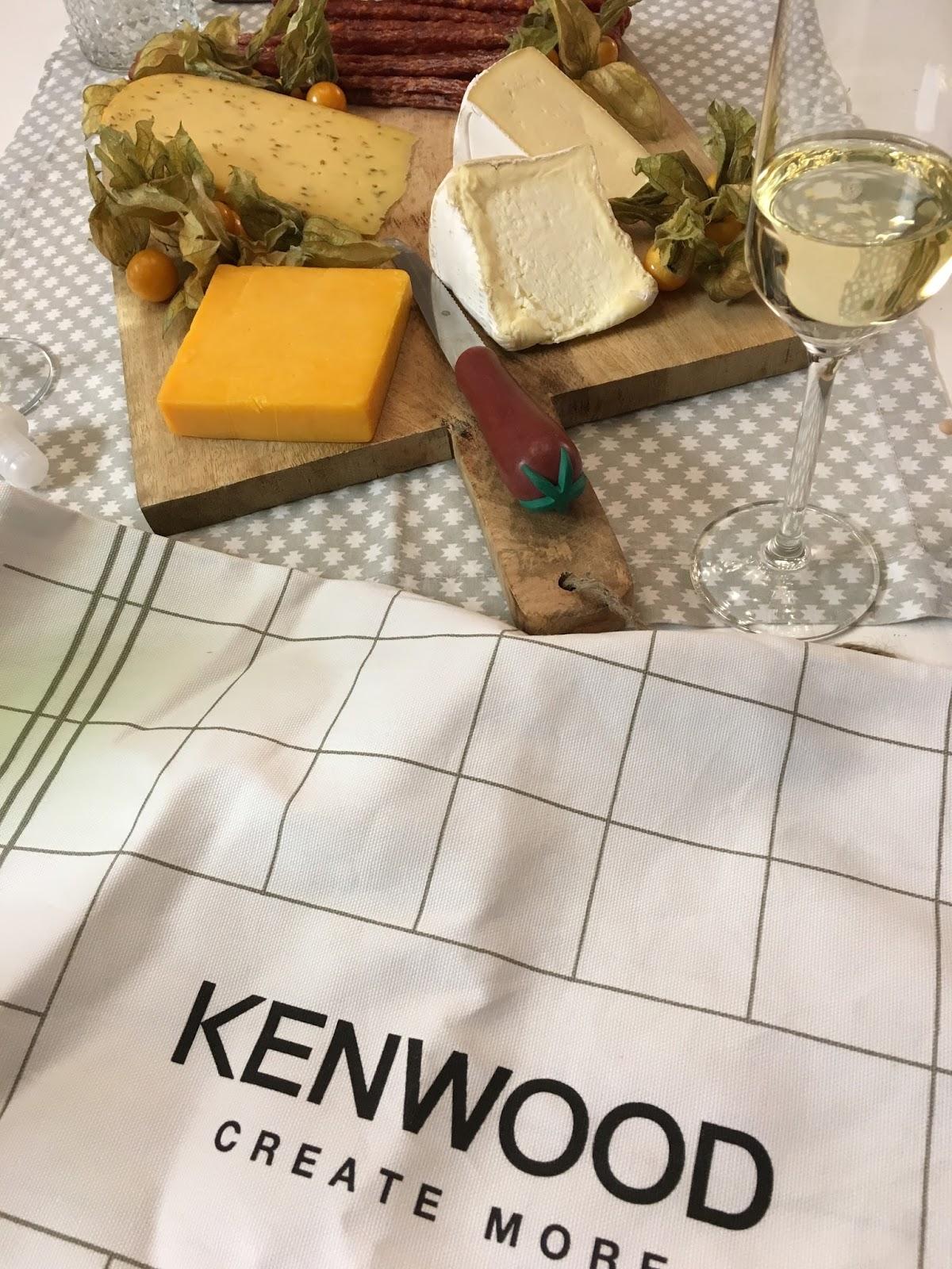 Das kleine Testcafé: Lust auf was Süßes? - Die Kenwood Küchenparty 2017