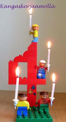 Lego-numero
