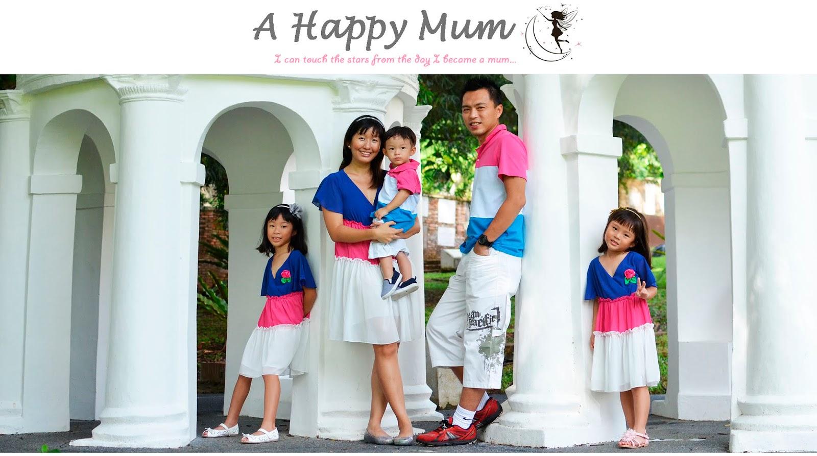 A Happy Mum