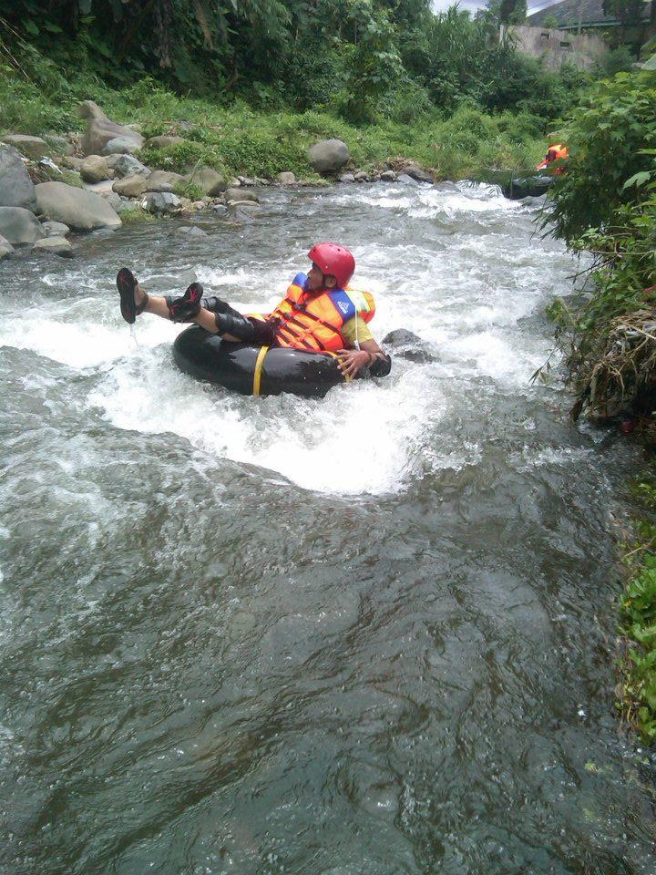 Paket River Tubing