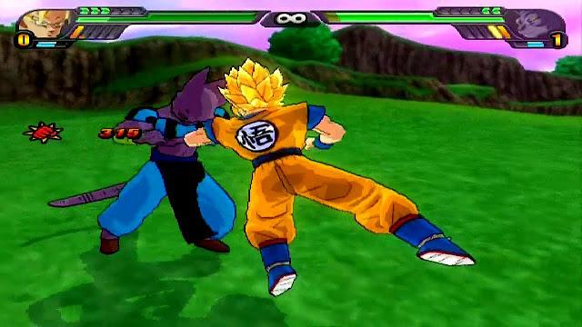 gameplay Dragon Ball Z Budokai Tenkaichi 3 (PC)