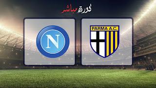 مشاهدة مباراة نابولي وبارما بث مباشر 24-02-2019 الدوري الايطالي