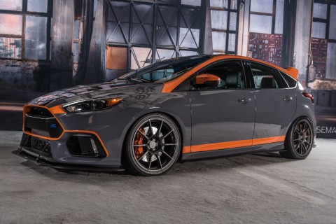 Ford Sweeps Hottest Vehicle Awards at SEMA 2016