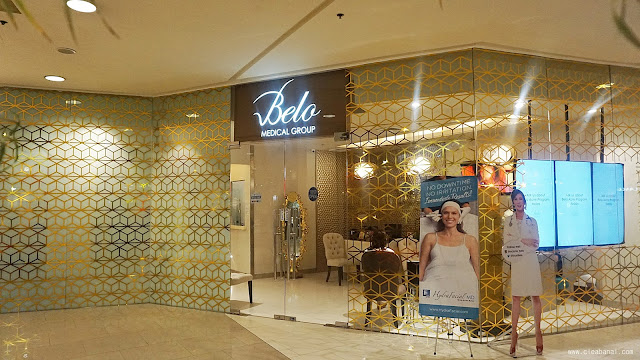 My First Belo Experience