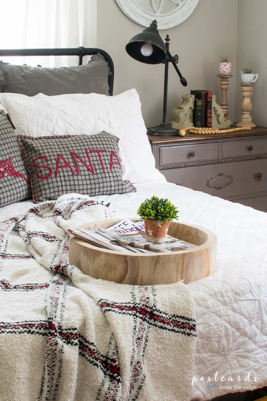 Modern Farmhouse Bedroom Makeover Reveal | Postcards from ...