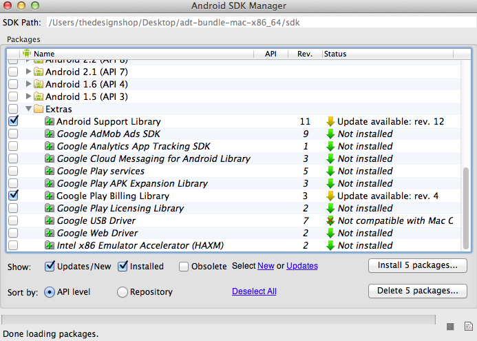 Android Add In-app billing to existing project – Hiren's Technical Blog