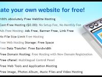 Review Singkat FreeHosting Paket Free Hosting - Kapasitas Besar dan Fitur Lengkap!