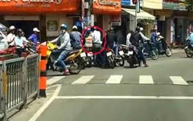 Bắt băng nhóm dàn cảnh va chạm giao thông để cướp tài sản ở Sài Gòn