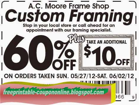 Printable Coupons 2018: AC Moore Coupons