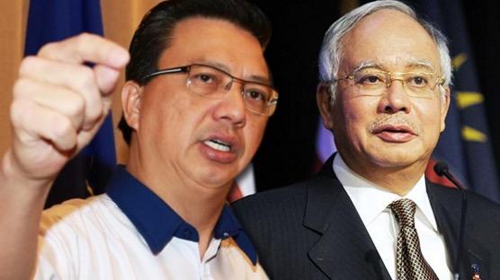 Amaran keras kepada pihak yang cuba jatuhkan Najib